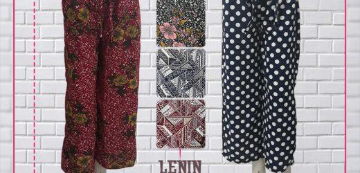 Celana Kulot Lenin