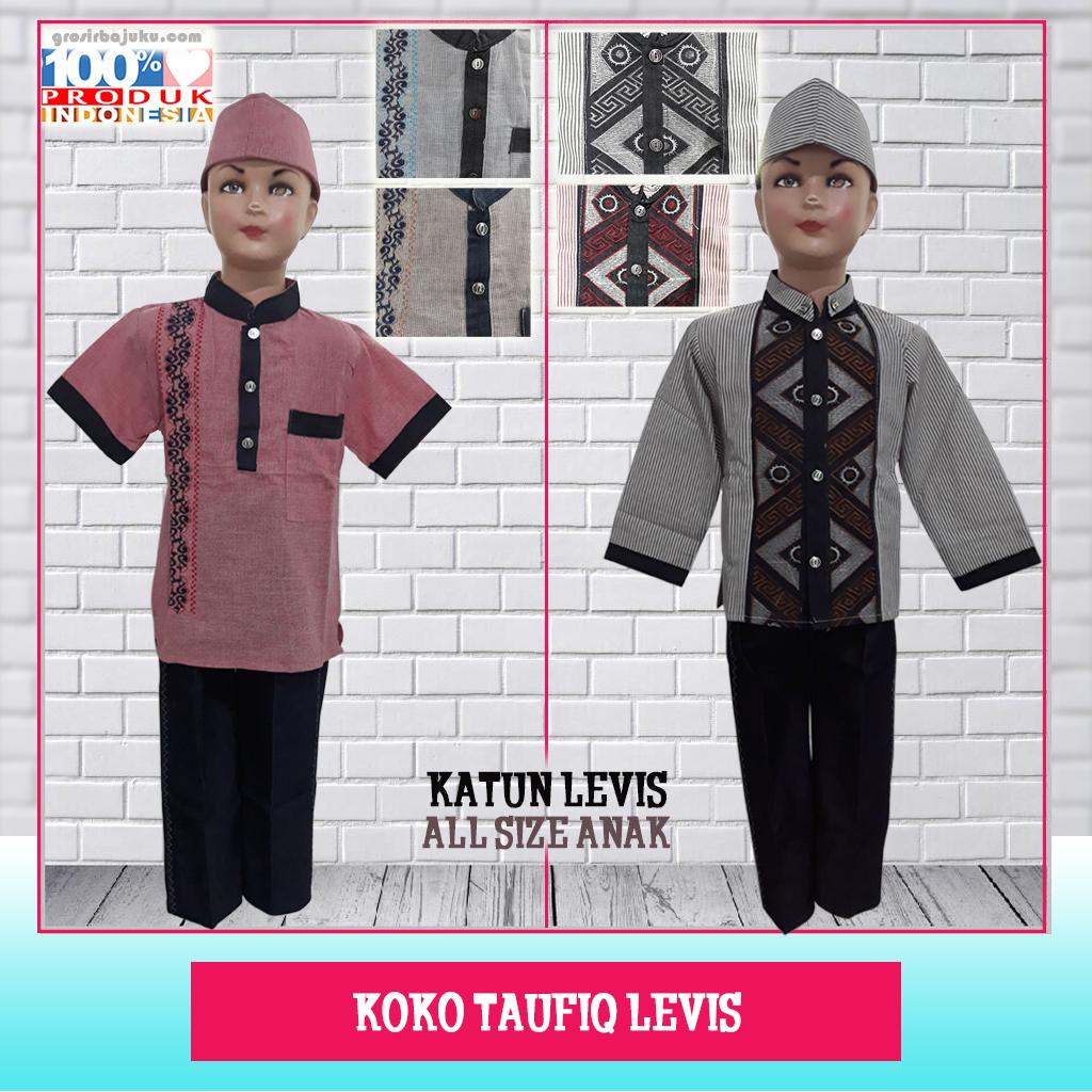 Koko Taufiq Levis 1-6