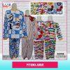 Pusat Obral Grosir Baju Anak 5000 Mukena Katun Jepang Murah Meriah Langsung Dari Pabrik Konveksi Piyama Anak