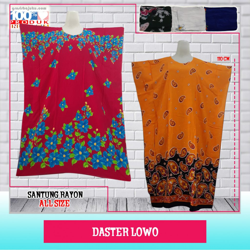 Daster Lowo