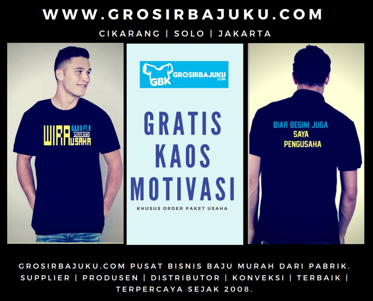 kaos motivasi .com untuk di web