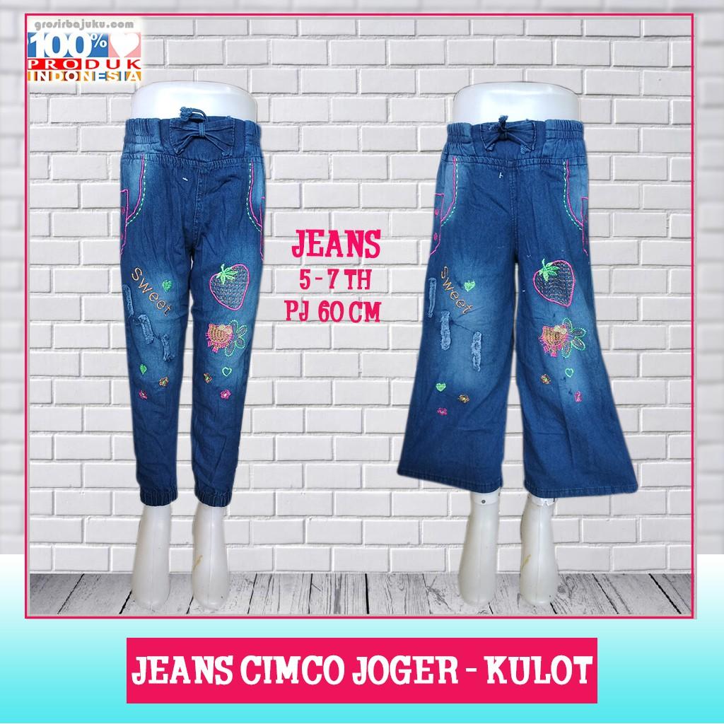 Jeans Cimco Joger - Kulot