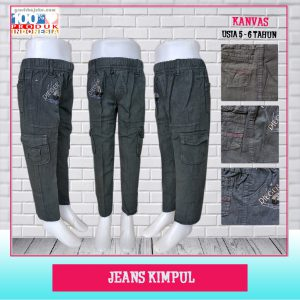 Jeans Kimpul
