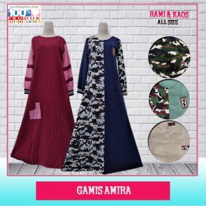 Gamis Amira
