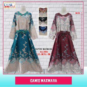 Gamis Maxmara
