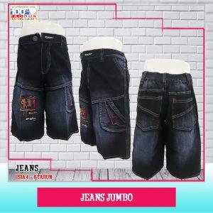Celana Jeans Jumbo