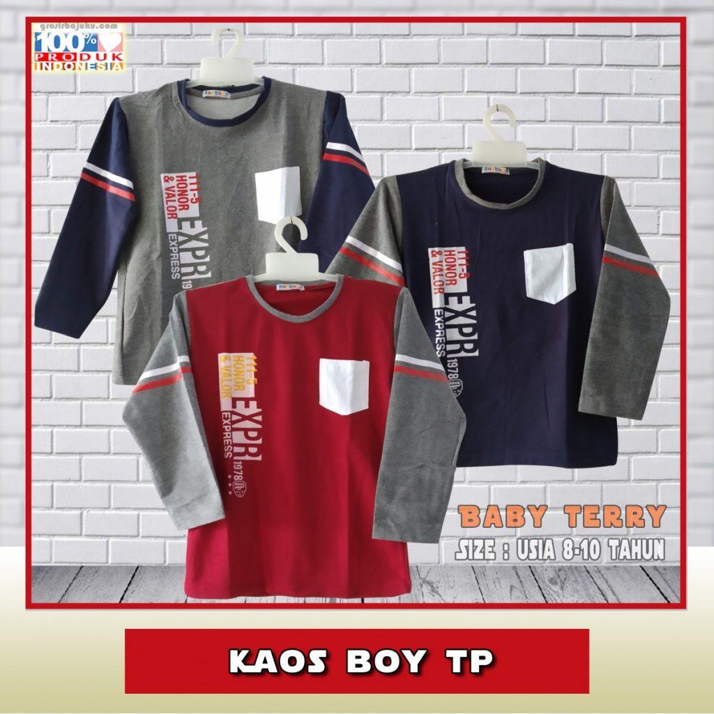 Kaos Boy TP