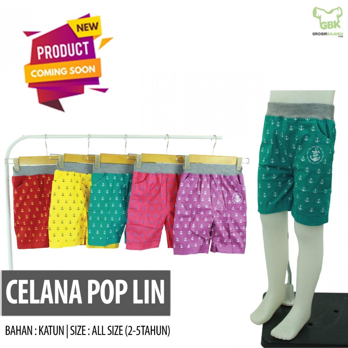 Celana Pop Lin Anak