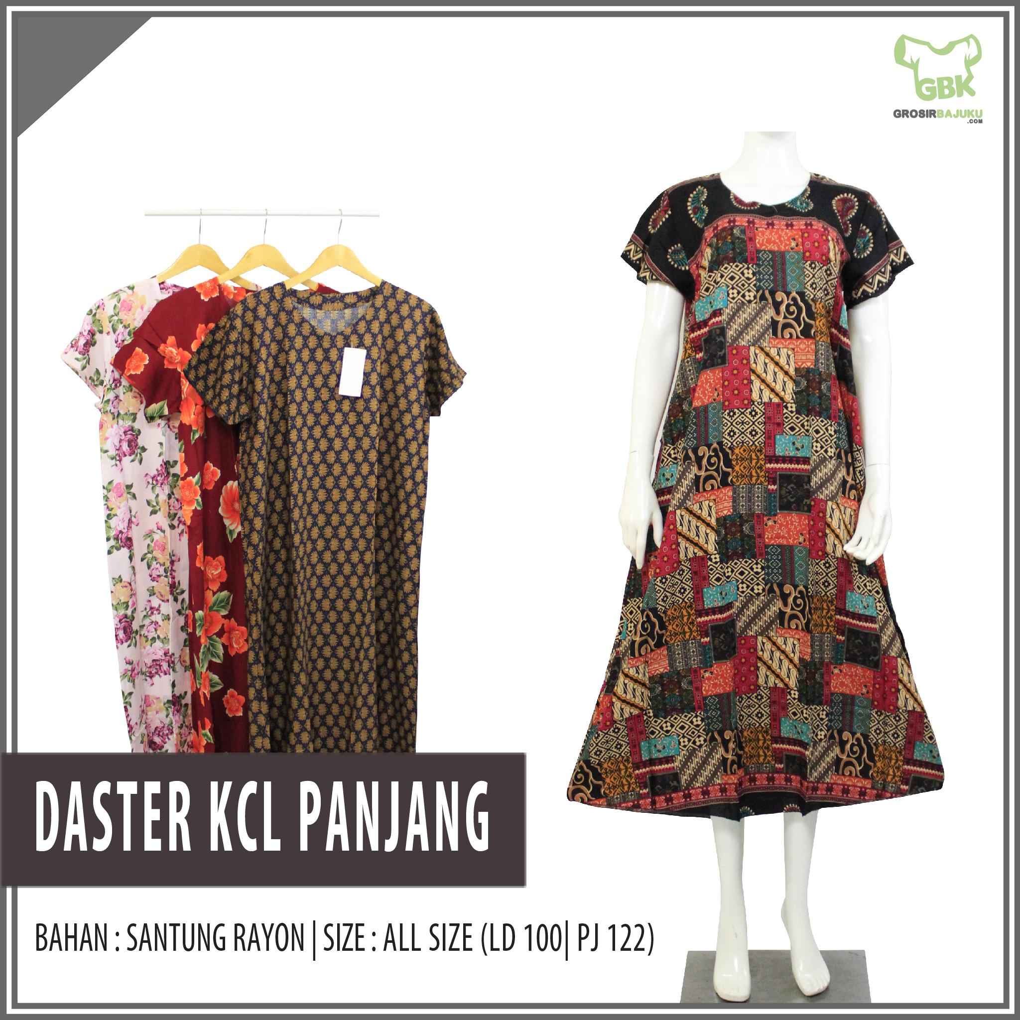 Daster KCL Panjang