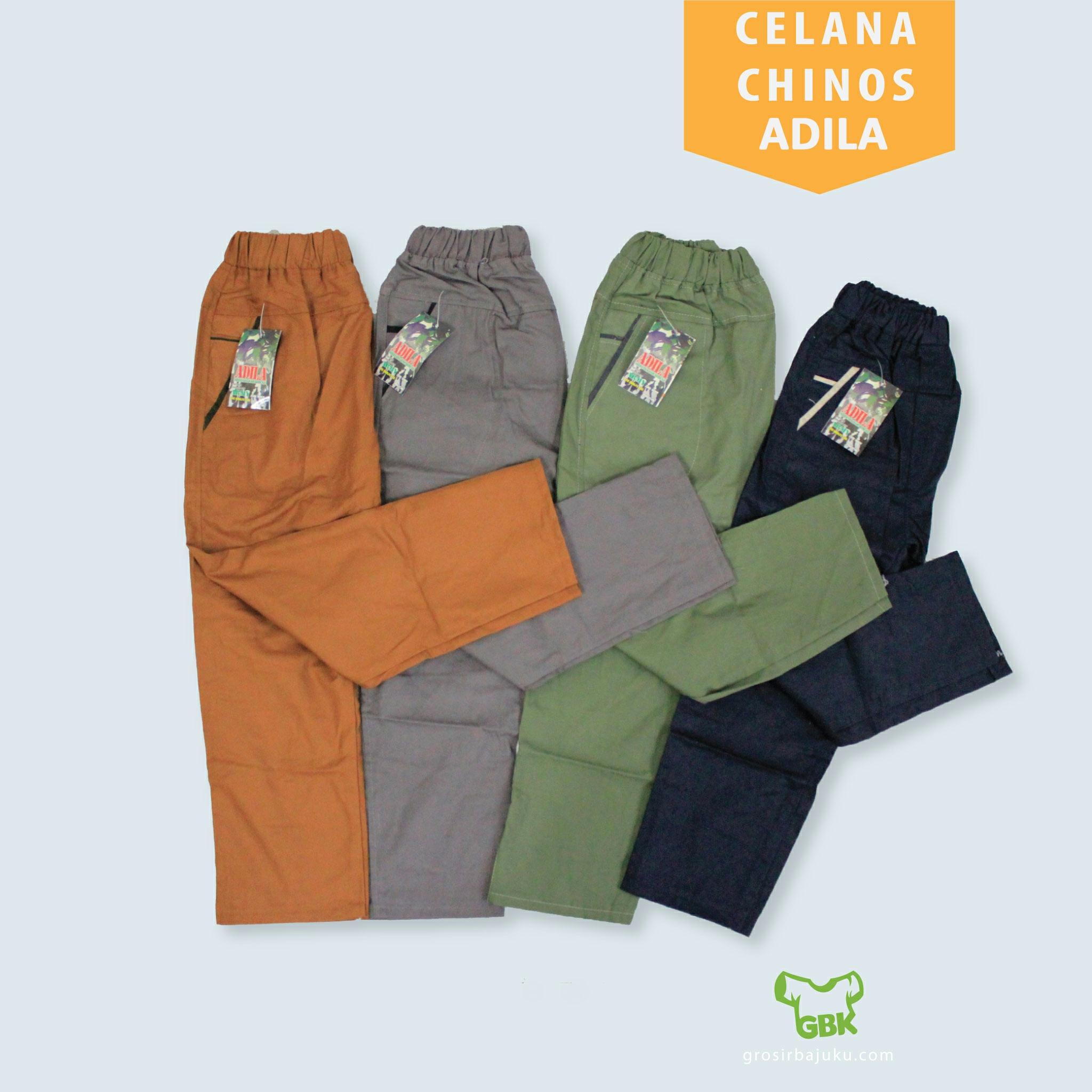 Celana Chinos Adila Murah