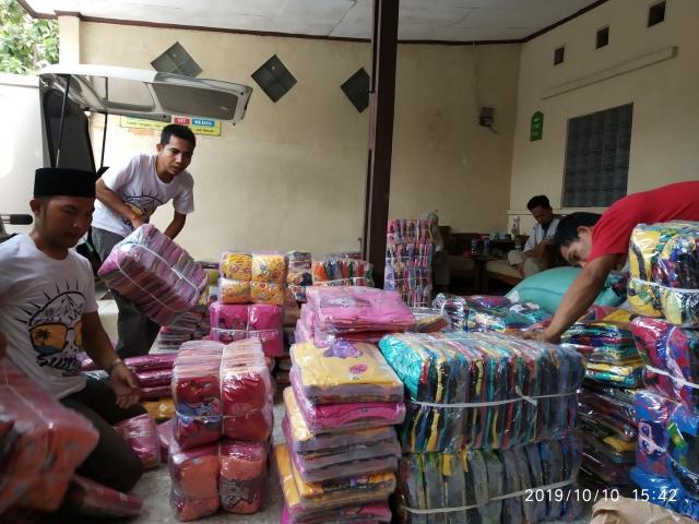 peluang usaha Grosir Baju Muslim Anak