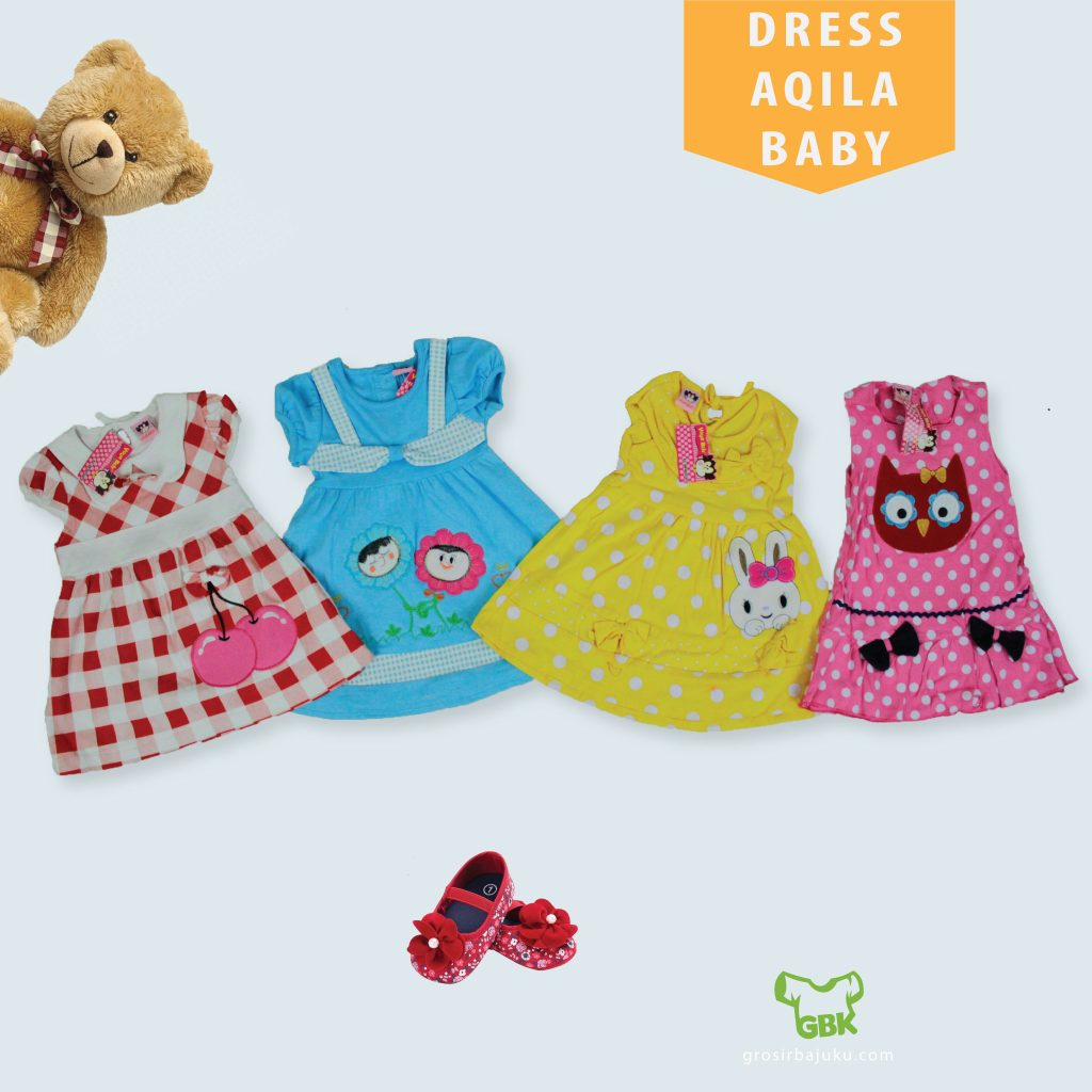 Dress Aqila Baby