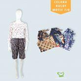 Grosir Celana Kulot Motif 7/8 Rp 28,000