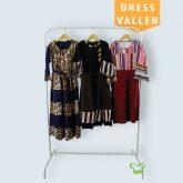 Supplier Dress Vallen Rp 17,000