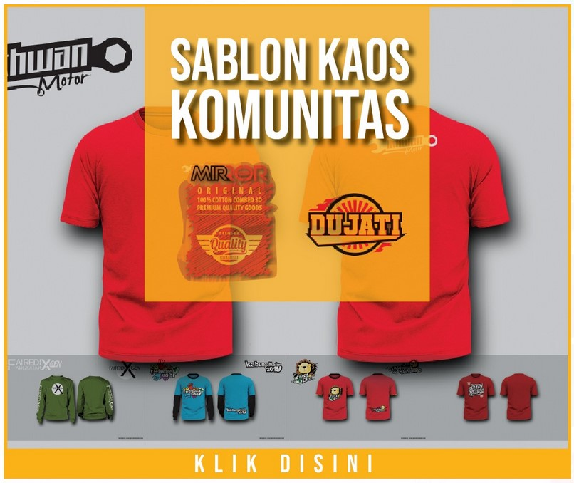 Sablon Kaos Family Gathering