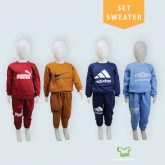 Supplier Set Sweater Anak Termurah