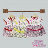 Bisnis Dress Qonita Baby Rp 19,000