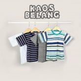Grosir Kaos Belang Rp. 6.000