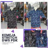 Distributor Kemeja Stretch Dws Pdk Rp. 35.000